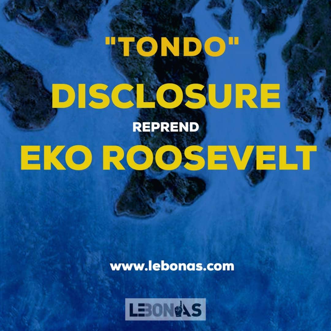 ELECTRO HOUSE : EKO ROOSEVELT REPRIS PAR DISCLOSURE