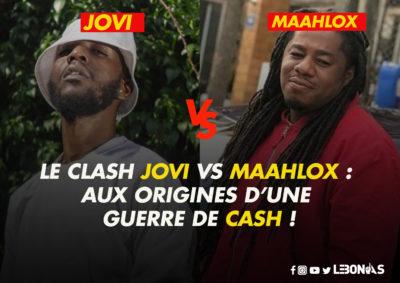 JOVI VS MAAHLOX, CLASH EN CASH